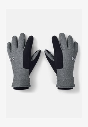 Gloves - pitch gray