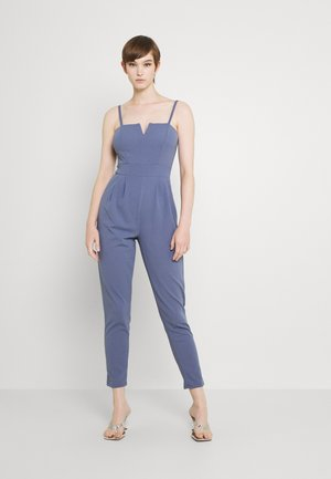 LANEY STRAPPY - Jumpsuit - indigo blue