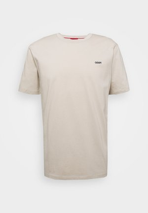 DERO - Basic T-shirt - medium beige