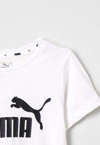Puma - TEE - T-shirt print - white - 4