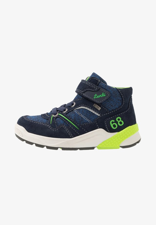 RYAN-TEX - Sneakers hoog - navy