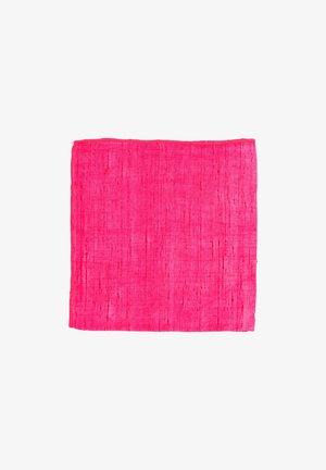 POWER PUF GIRL - Lommetørklæde - pink