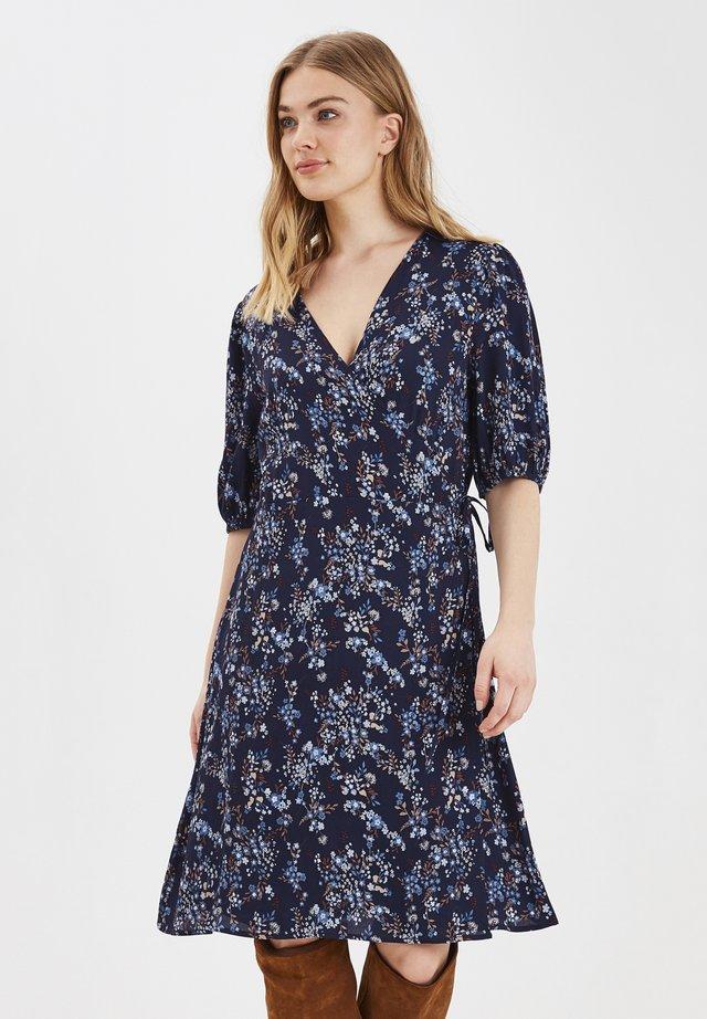 BYJILL - Day dress - peacoat combi 1
