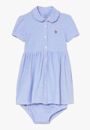 SOLID OXFORD SET - Day dress - harbor island blue