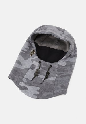 TECH HOOD - Gorro - grey