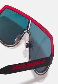 Dolce&Gabbana - UNISEX - Sunglasses - matte black - 3