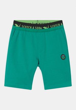 TAPE  - Pantaloni sportivi - emerald