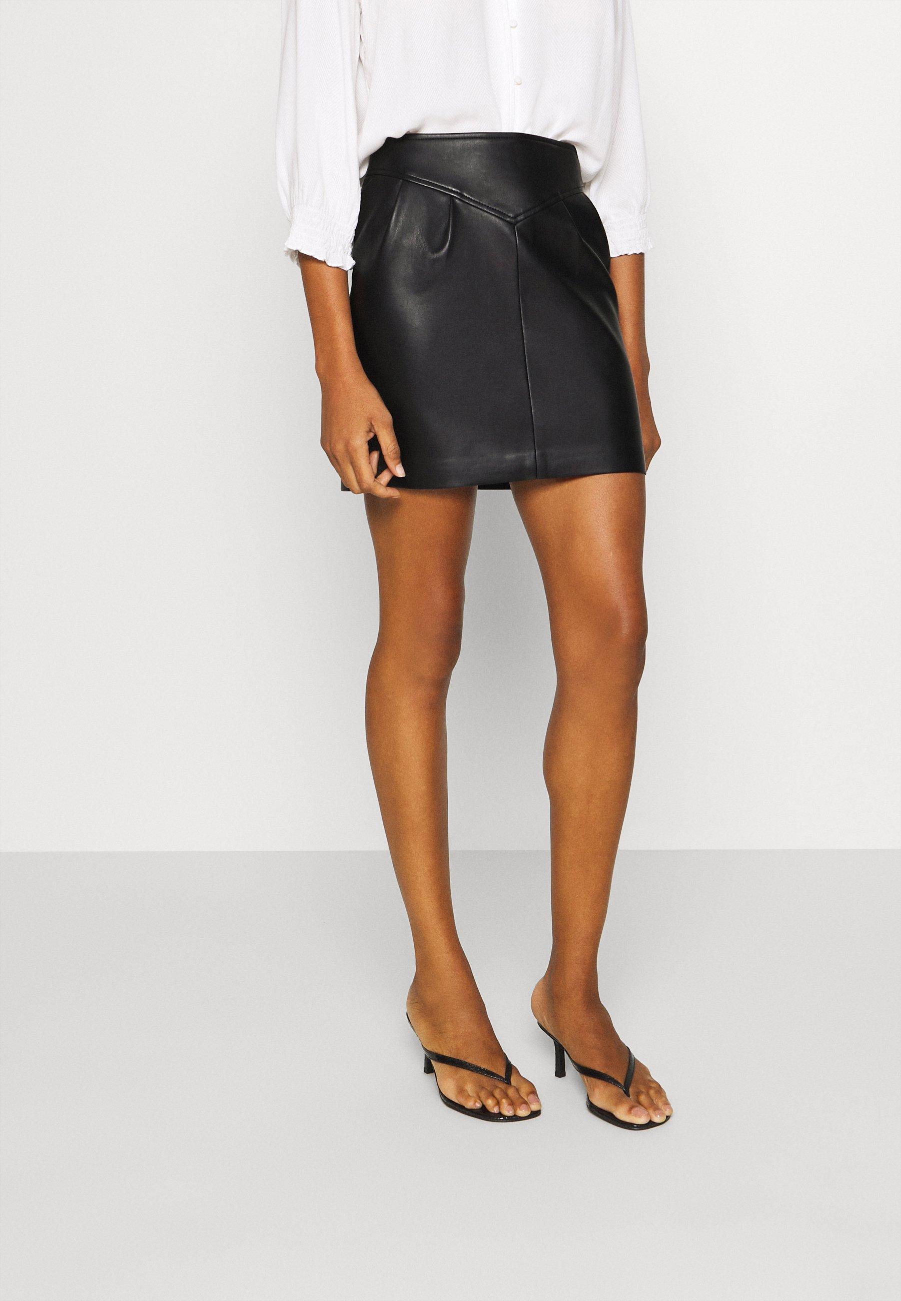 Women ONLCAMILLA SKIRT PETIT - Mini skirt