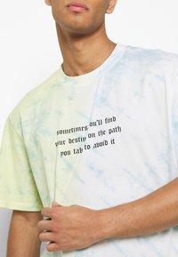 Night Addict - RAIDEN - Print T-shirt - blue - 4