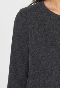 Cotton Candy - TILDA - Maxi dress - black mel. - 3