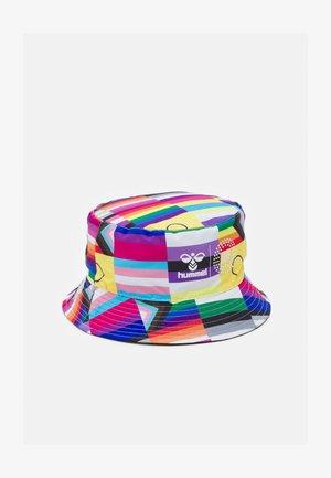 FLAG REVERSIBLE BUCKET HAT - Czapka z daszkiem - multicolour/black