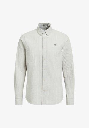 SLIM FIT  - Camicia - off-white