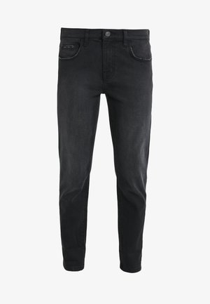 THE FLING JEAN - Jeansy Relaxed Fit - black out
