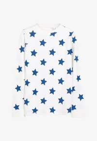 Next - BLUE STAR PRINTED SNUGGLE THERMAL SET (1.5-16YRS) - Pyjama set - white - 1