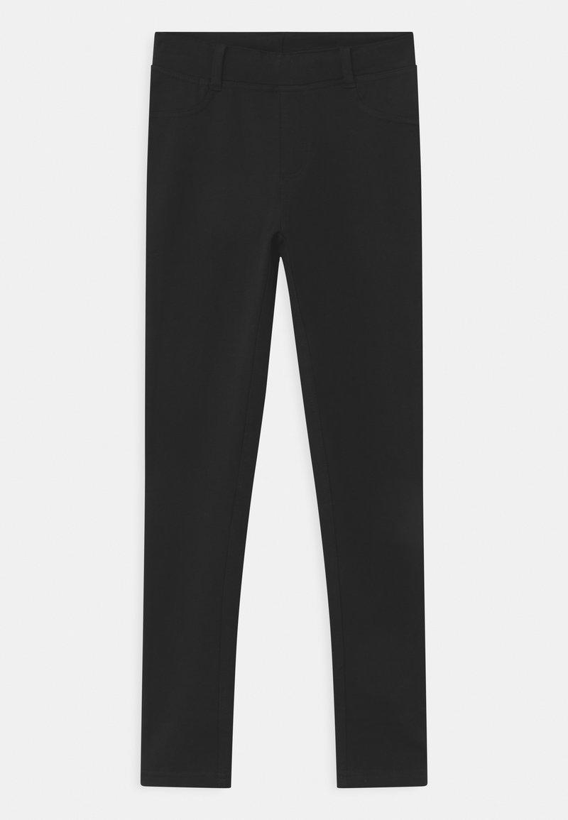 Name it - NKFJAVI SOLID  - Teplákové kalhoty - black