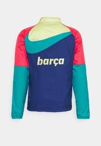 Nike Performance - FC BARCELONA DRY  - Club wear - deep royal blue/blue void/lt fusion red - 7