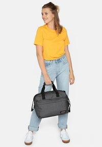 Eastpak - BARTECH CORE COLORS  - Across body bag - black denim - 0