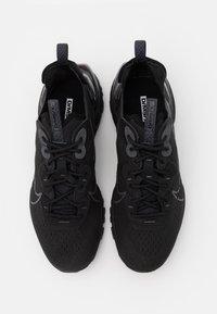 Nike Sportswear - REACT VISION  - Sneakers - black/anthracite - 5