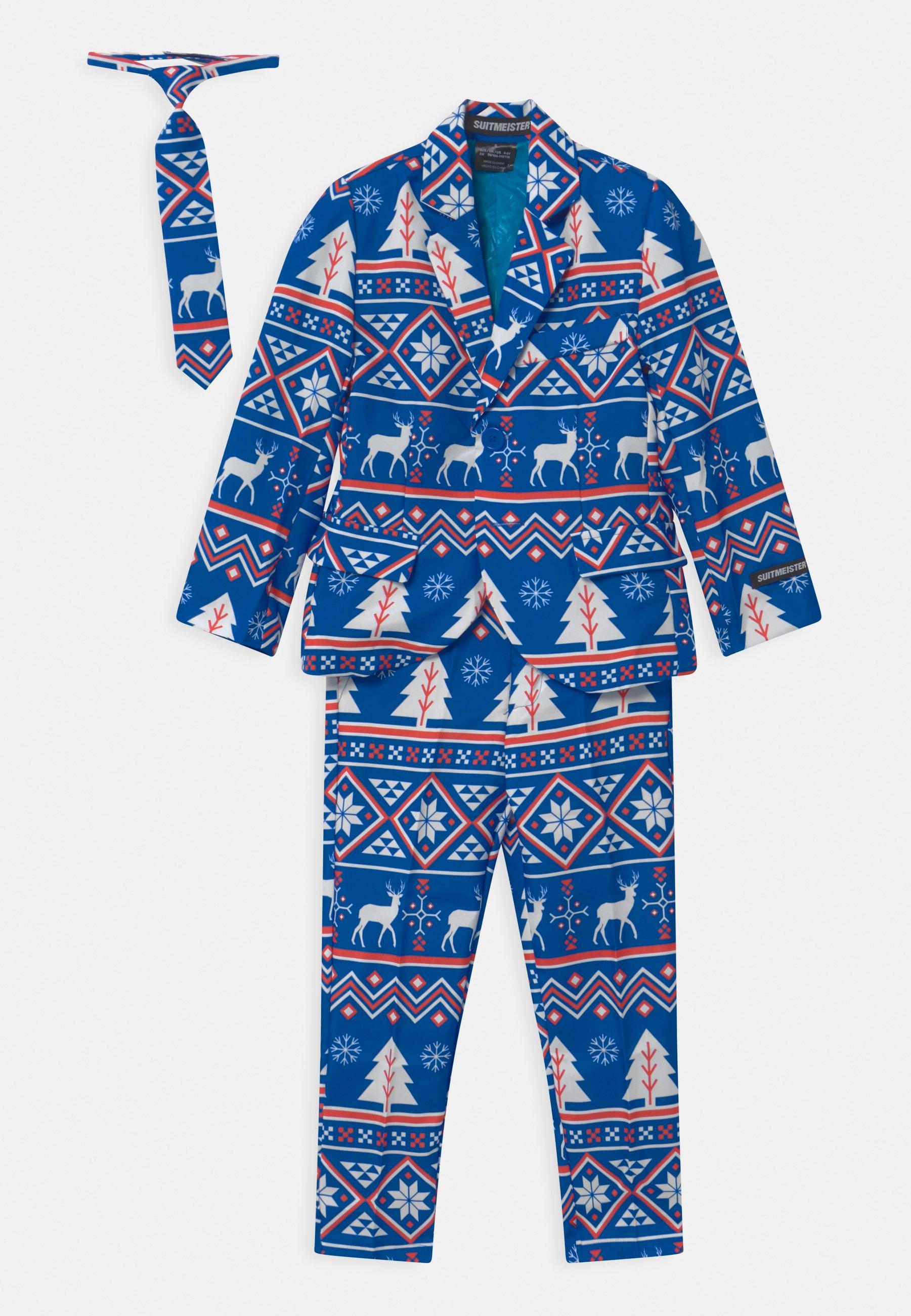 Kinder BOYS CHRISTMAS NORDIC SET - Anzug