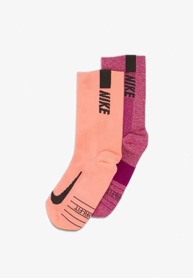 2 PACK UNISEX - Sportovní ponožky - multi-color