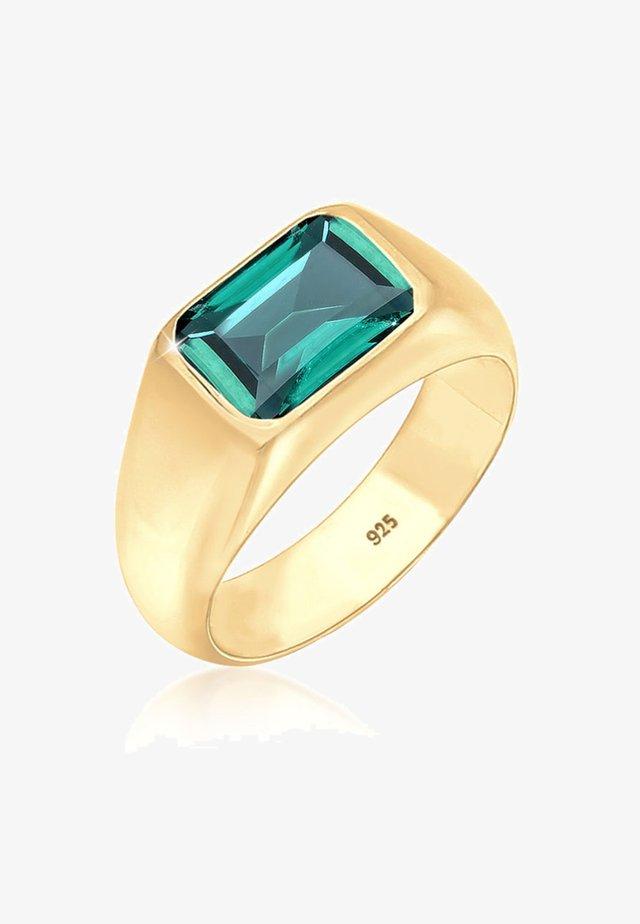 Prsten - green
