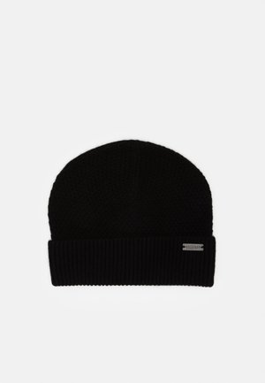 MARINE HAT - Bonnet - black