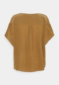 Esprit Collection - Basic T-shirt - bark - 1