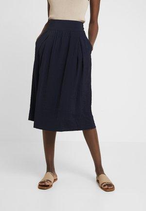 IMOLA SKIRT - A-line skirt - blue night