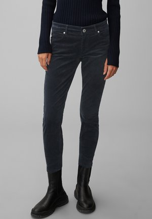ALBY  - Trousers - midnight blue