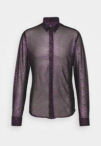 Twisted Tailor - HERBIN SHIRT - Košile - hot pink - 4