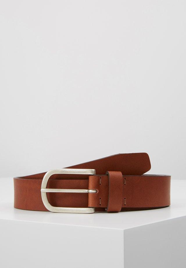 Belt - whiskey