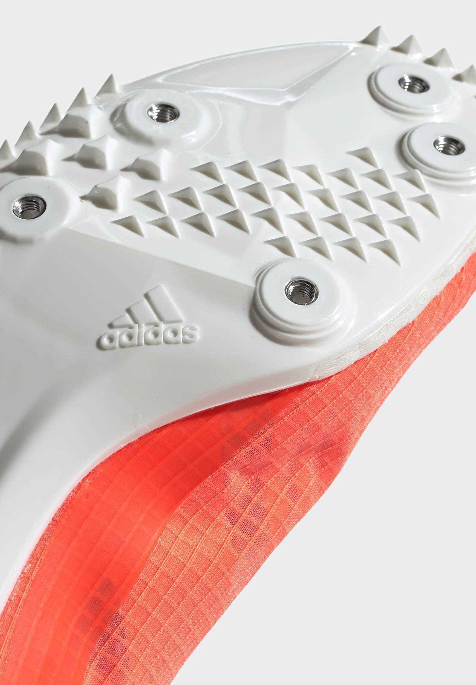 Grande vendita Scarpe da uomo adidas Performance ADIZERO MIDDLE DISTANCE SPIKES Punte coral