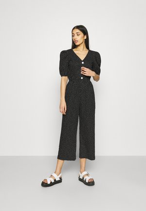 PEG - Jumpsuit - black