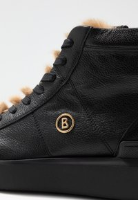 Bogner - HOLLYWOOD  - High-top trainers - black/nature - 2