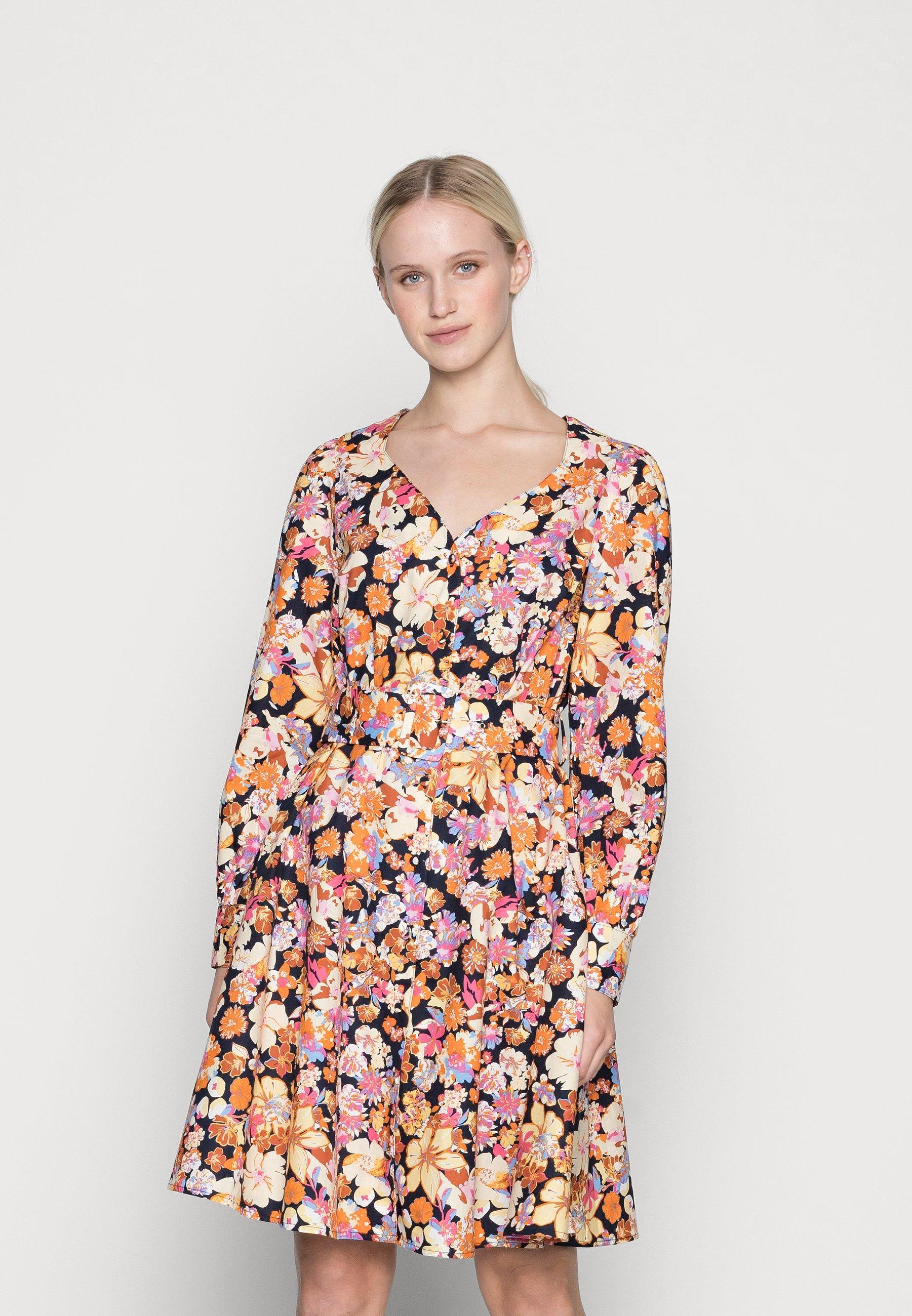 Damen NARNIO POPLIN DRESS - Freizeitkleid