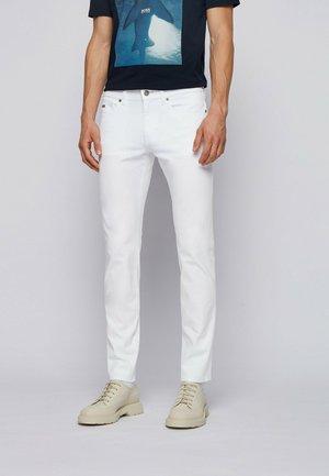 DELAWARE - Jean slim - white