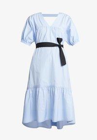 3.1 Phillip Lim - MIDI FLARE DRESS - Day dress - oxford blue - 6