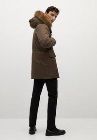 Mango - Winter coat - kaki - 2