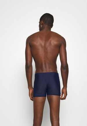 DRAWING - Swimming trunks - navy/multi