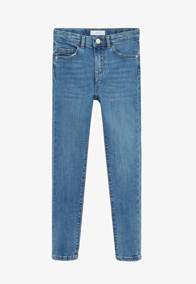 SKINNY - Jeans Skinny - blu medio