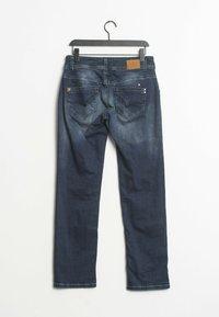 PULZ - Straight leg jeans - blue - 1