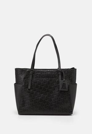 BEBONIE SET - Håndtasker - black