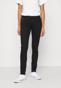 Tommy Jeans - SOPHIE - Skinny džíny - denim - 0