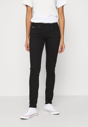 SOPHIE - Jeansy Skinny Fit - denim