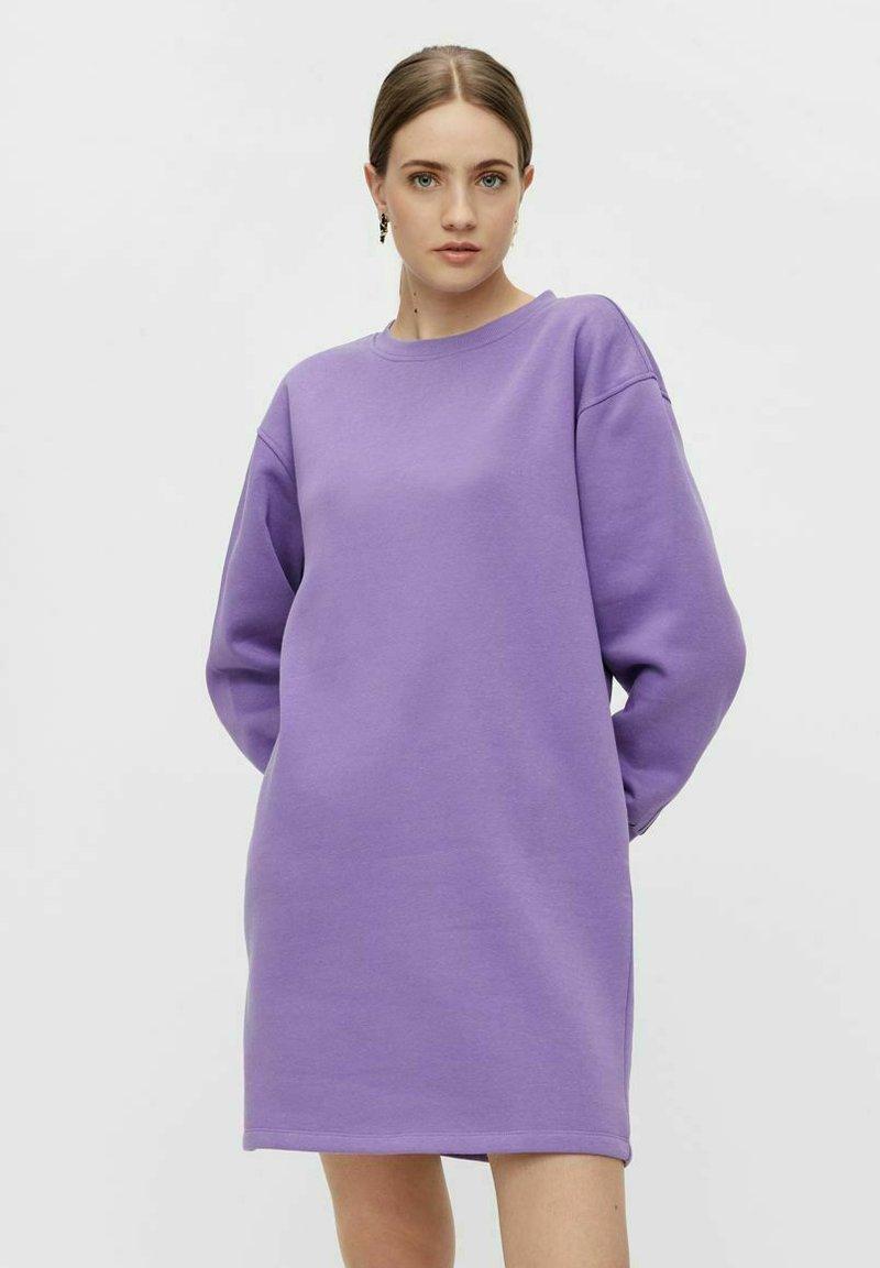 Pieces - Day dress - dahlia purple
