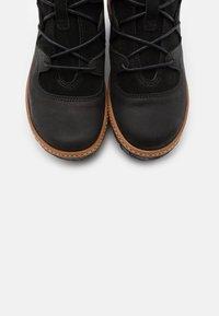 El Naturalista - Ankle boots - pleasant black - 5