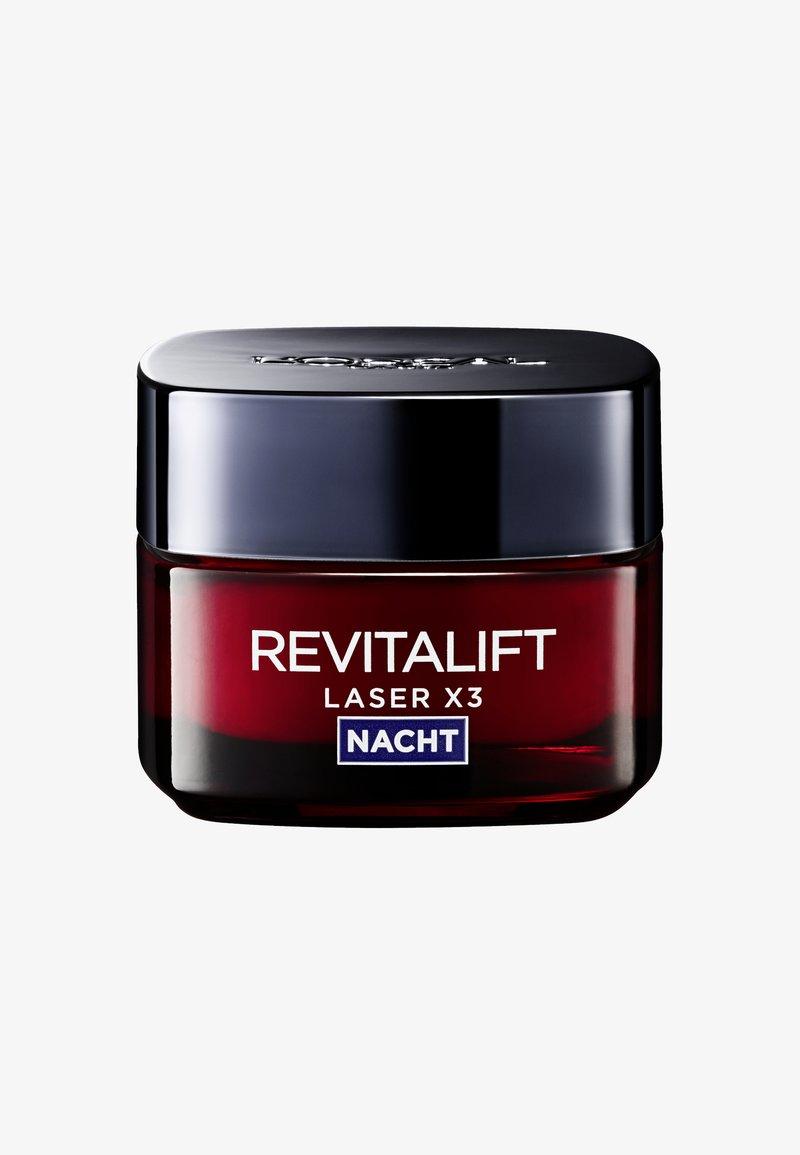 L'Oréal Paris Skin - REVITALIFT LASER X3 50ML - Night care - -