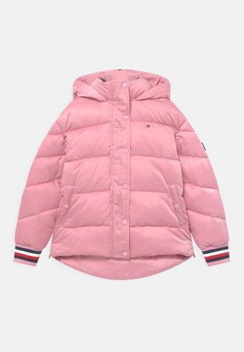 PUFFER - Winter jacket - pale primrose