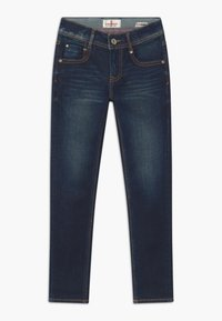 Vingino - ANZIO RINSE - Jeans Skinny Fit - dark-blue denim - 0