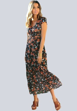 Maxi dress - schwarz
